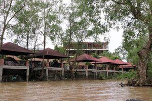 Dự án resort lấn chiếm sông Hậu: 'Lỗi vi phạm này rất lớn'