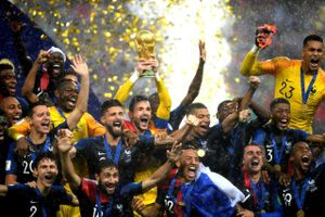 World Cup 2018: Những khoảnh khắc đáng nhớ nhất