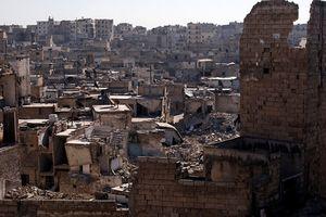 Chiến sự Syria: Israel bắn phá các mục tiêu quân sự tại Aleppo
