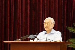 Tổng Bí thư Nguyễn Phú Trọng: Một số người có chức, có quyền còn quan cách, gia trưởng