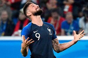 Pháp vô địch và lời nguyền 'tịt ngòi' của 'số 9' từ 20 năm trước