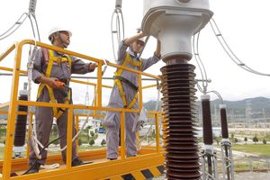 Những người thắp sáng dòng điện nhà máy Nhiệt điện Vĩnh Tân 2