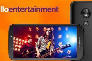 Motorola ra mắt phiên bản Android Go của Moto E5 Play