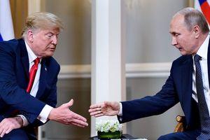 Sân cỏ Nga mở màn gặp mặt 'một-một' Trump-Putin?