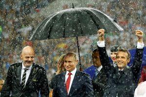 'Máu lửa' tháng 7 không khiến người Nga đặt lòng tin vào TT Putin?