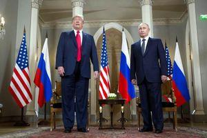 Phép thử quan hệ Trump-Putin