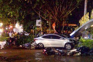 Khởi tố vụ xe 'điên' tông 2 nữ sinh chết thảm ở Đắk Nông