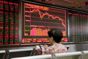 Chứng khoán châu Á giảm mạnh theo đà lao dốc của giá dầu