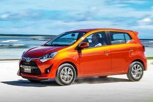 Toyota Wigo 2018 sẽ có 2 phiên bản, giá dự kiến từ 370 triệu đồng