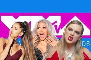 Đề cử MTV VMAs 2018: Cardi B 'thống trị', Taylor Swift gần như trắng tay, BTS dừng chân trên đất Mỹ!