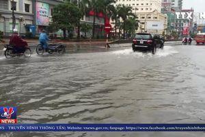 Áp thấp nhiệt đới gây mưa lớn tại Nghệ An