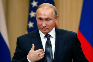 Sau thượng đỉnh, ông Putin phật ý khi được hỏi về Crimea