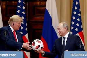 'Đồng thuận' tương lai Israel trong đối thoại TT Trump-Putin