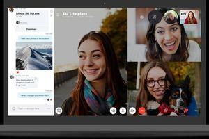 Nhiều tính năng mới trên Skype 8.0 cho PC
