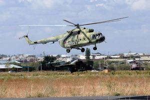 Nga rút hàng loạt máy bay quân sự khỏi Syria