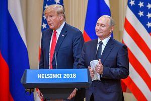 Những khoảnh khắc ấn tượng tại hội nghị thượng đỉnh Helsinki