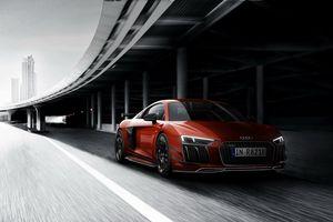'Hàng độc' Audi R8 V10 Plus ra mắt với số lượng giới hạn