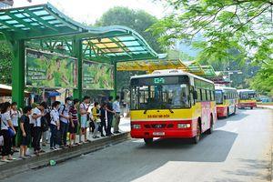 Hà Nội mở thêm 13 tuyến buýt; bán vé điện tử toàn mạng lưới
