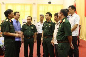 Bộ Quốc phòng bàn giải pháp xây dựng lực lượng dân quân tự vệ biển