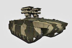 Nga chế tạo kẻ hủy diệt xe tăng mới