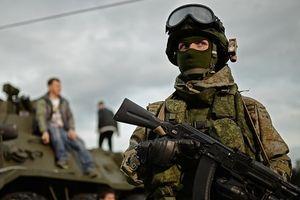 Nga phát triển vật liệu mới, giúp binh sĩ và xe tăng biến đổi màu sắc như 'tắc kè'
