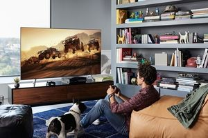 Samsung ra mắt TV Samsung QLED Q6F