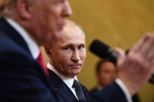 Thượng đỉnh Trump-Putin đưa Nga lên 'ngai vàng' ở Syria