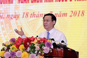 Phó Thủ tướng: Bộ Tài chính hăng hái là tốt, nhưng 'chưa chín' thì không nên!