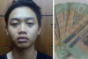 Nam thanh niên quỵt tiền và nhiều lần tống tiền gái bán dâm