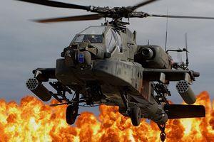 Đài Loan biên chế trực thăng tấn công AH-64E Apache