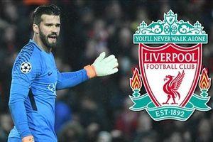 Đến Liverpool với giá 66 triệu bảng, Alisson trở thành thủ môn đắt nhất hành tinh