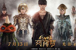 Đầu tư 100 triệu USD, 'ASURA' vẫn nên tiến đến Hollywood dù bị ngưng chiếu ở Trung Quốc?