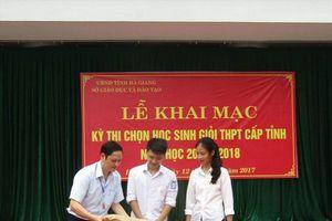 Ông Vũ Trọng Lương 'hô biến' điểm thi THPT quốc gia tại Hà Giang là ai?