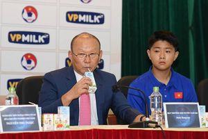 HLV Park Hang-seo tuyên bố: Olympic Việt Nam phải vượt qua vòng bảng ASIAD 18