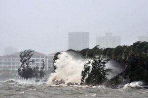 Từ nay đến cuối năm, có khoảng 8-10 cơn bão trên biển Đông