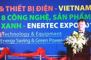 Việt Nam ưu tiên phát triển thiết bị điện, thu hút đầu tư phát triển năng lượng sạch, năng lượng tái tạo Đó là một trong những nội dung được Thứ trưởng Bộ Công Thương Đỗ Thắng Hải cho biết trong buổi khai mạc 'Triển lãm quốc tế lần thứ 11 về Công nghệ & T