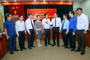 Đảng bộ Cơ quan Trung ương MTTQ Việt Nam sơ kết công tác 6 tháng đầu năm 2018