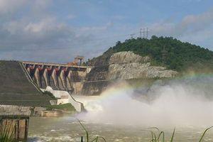 Nghệ An: Thủy điện thông báo xả lũ trước bão số 3