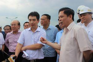Tách làn xe máy khỏi cao tốc Hà Nội - Bắc Giang