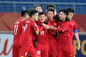 Sao U23 Việt Nam được 'tiếp sức' trước thềm ASIAD 2018