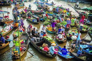 Nhiều chính sách thúc đẩy phát triển đồng bằng sông Cửu Long