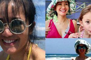 Hồng Nhung tuổi U50 vẫn xinh đẹp, quyến rũ khó ngờ sau li hôn chồng Tây