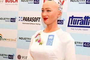 Những điều chưa biết về robot đầu tiên được công nhận là công dân