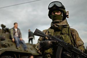 Loại vật liệu mới giúp xe tăng và binh sỹ Nga có thể tàng hình