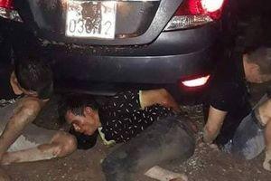 3 đạo chích 'cưỡi' ô tô tới trộm tại nhà trưởng công an xã