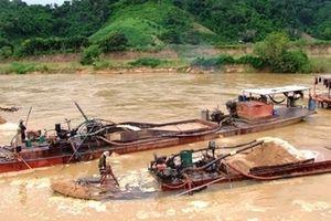 Quảng Ninh ra quân đẩy lùi nạn 'cát tặc'