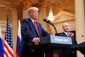 Ông Trump tin ông Putin phải chịu trách nhiệm vụ can thiệp bầu cử Mỹ