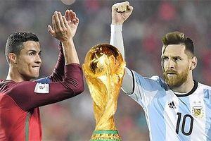 Ở Peru có nhiều 'Ronaldo' và 'Messi' nhất sau World Cup 2018