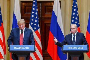 Vì sao Tổng thống Donald Trump khẳng định cuộc gặp thượng đỉnh Mỹ-Nga 'thành công lớn'?