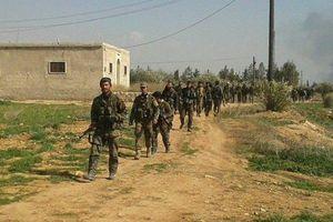 Nga: Quân đội Syria kiểm soát 90% Daraa